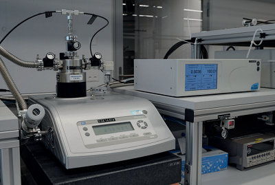 Trafag hosts an independent, accredited calibration laboratory
