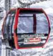 Seilbahnsysteme für den Wintersport