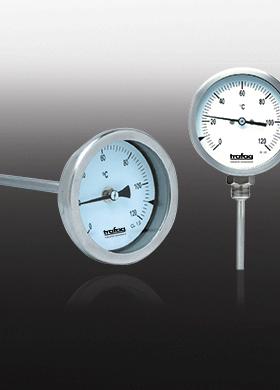 Thermomètres à cadran