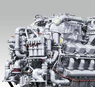 Grandes motores